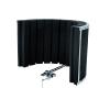 OMNITRONIC AS-01 abszorver fekete black 6000628D