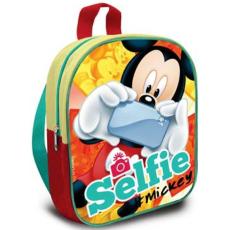 Mickey egér ovis hátizsák, 24 cm