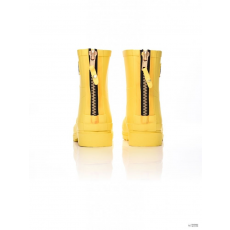 Dorko Női GUMICSIZMA YELLOW COLOR ANKLE BOOT WITH ZIPPER