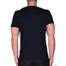 EmporioArmani Férfi Rövid ujjú T Shirt MANS KNIT T-SHIRT ORG