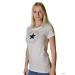 Converse Női Rövid ujjú T Shirt AWT W1 TRI