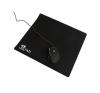 Gembird MP-GAME-S Gaming fekete S-méretű egérpad asztali számítógép kellék