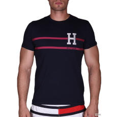 TommyHilfiger Férfi Rövid ujjú T Shirt LUKAS TEE S/S RF