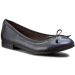Tamaris Balerina TAMARIS - 1-22110-27 Navy/Metallic