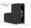 LG K8 K320N hátlap képernyővédő fóliával - Nillkin Frosted Shield - fekete tok és táska