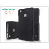 Huawei P9 Lite oldalra nyíló flipes tok - Nillkin Qin - fekete