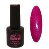 Master Nails MN 6ml Gel polish/219 Gyemant Bíbor   gél lakk 6 ml-es kiszerelésben