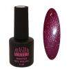Master Nails MN 6ml Gel polish/206 Gyémánt Áfonya  gél lakk 6 ml-es kiszerelésben