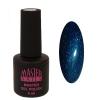 Master Nails MN 6ml Gel polish/136 Viharkék    gél lakk 6 ml-es kiszerelésben