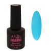 Master Nails MN 6ml Gel polish/090 Baba Kék    gél lakk 6 ml-es kiszerelésben