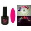 Master Nails MN 6ml Gel polish FLUO-21 Sötétben és UV fényben világító gél lakk 6ml-es kiszerelésben