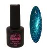 Master Nails MN 6ml Gel polish/213 Gyémánt Zafír   gél lakk 6 ml-es kiszerelésben