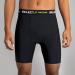 Select Kompressziós nadrág 6402 - fekete