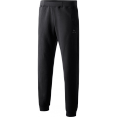 Erima Sweat pants with small waistband fekete hosszúnadrág