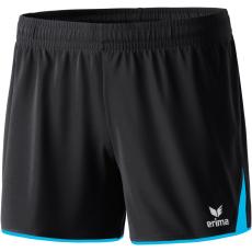 Erima 5-CUBES shorts without inner slip fekete/világos kék rövidnadrág