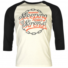 Official Póló Official Sleeping With Sirens Raglan fér.