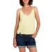 Woox Divatos trikó Woox Flos Yellow női