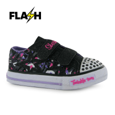 Skechers Vászon tornacipő Skechers Twinkle Toes Shuffle gye.