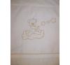 Baba hálózsák - Hímzett arany csillagfüzéres maci hálózsák, pizsama