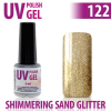 UV Polish Gel - hybrid gél lakk 122.