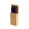 Kyocera bambusz késtartó, 4-es (KBLOCK4)