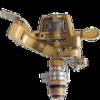 MUTA szektorálható öntöző fej, esőztető réz 1/2 (13430)