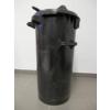 Háztartási szemetes kuka, fekete 50 L (11962)