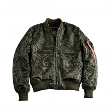 Alpha Industries MA-1 VF Tonga - dark green