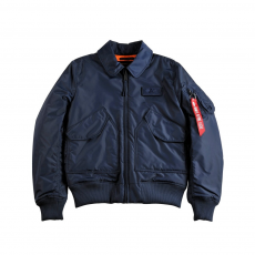 Alpha Industries CWU VF TT - replica blue