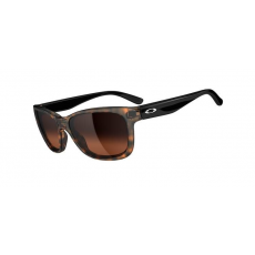 Oakley Forehand Tortoise Black Dark Brown Gradient