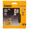 Dewalt Dewalt Excentercsiszolólap 125mm/120G DTM3105