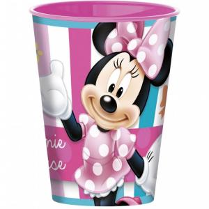 Minnie Disney Minnie pohár, műanyag 260 ml