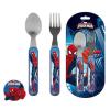 Pókember Spiderman, Pókember evőeszköz készlet - 2 darabos