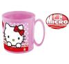 HELLO KITTY Micro bögre Hello Kitty üdítős pohár