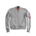 Alpha Industries X-Fit Sweat Jacket MA-1 - szrüke