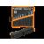 Handy 10784 8 db-os kombinált villáskulcs készlet felakasztható poliészter tárolóval
