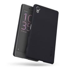Nillkin Super Frosted hátlap tok Sony Xperia XA, fekete + ajándék kijelzővédő fólia tok és táska