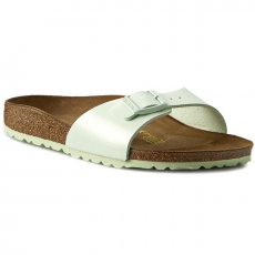 Birkenstock Papucs BIRKENSTOCK - Madrid 0439783 Graceful Mint