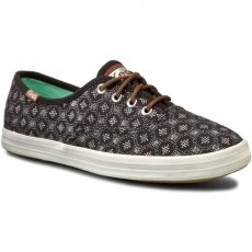 Keds Teniszcipő KEDS - Champion WF54575 Diamond Dot Black