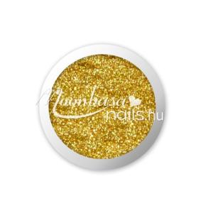 Moonbasanails Chameleon pigment por bronz arany #03