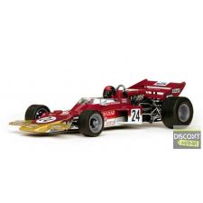 1:18 Quartzo Lotus 72C Winner GP USA Fittipaldi 1970 1970 F1 modellautó makett figura