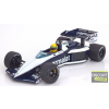 1:18 Minichamps Brabham BMW BT52B Test Car Paul Ricard Senna 1983 F1 modellautó