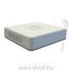 Hikvision DS-7104HQHI-F1/N TurboHD DVR, 4 port, 1920x1080/48fps, 1280x720/100fps, 1x Sata, HDMI, Audio, 1080Plite, AHD