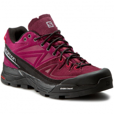 Salomon Bakancs SALOMON - X Alp Ltr W 379263 20 V0 Mystic Purple/Bordeaux/Lotus Pink