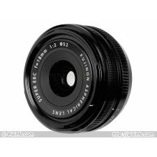 Fujifilm XF 18 mm F2.0 R objektív objektív