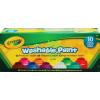Crayola Lemosható festék 10db-os