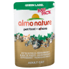 Almo Nature Label Almo Nature Green Label Raw tasakban 12 x 55 g - Makréla