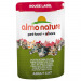 Almo Nature Label Almo Nature Rouge Label filék tasakban 12 x 55 g - Csirkefilé & sajt