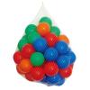 Bestway Műanyag labdák - 100 db