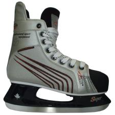 Jégkorong korcsolya - szabadidős kategória, méret 44 jégkorcsolya és hoki felszerelés